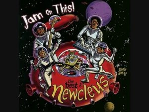 James' Jams and Jam on This by Newcleus